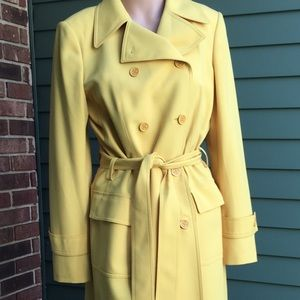 Lightweight Spring Trench Coat